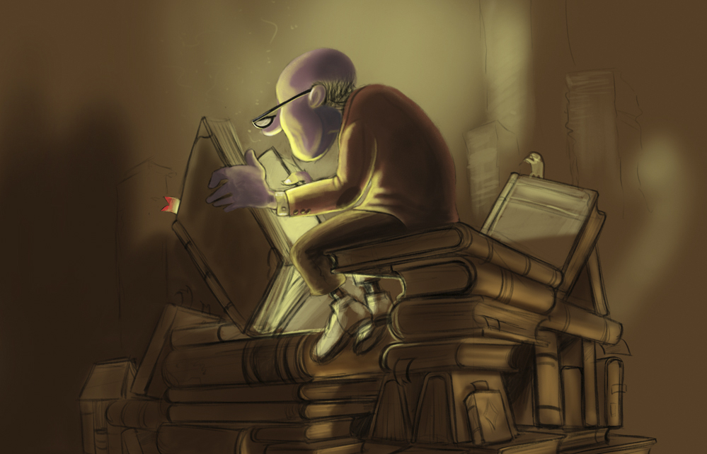 Megjelenés | A könyvek őrzője